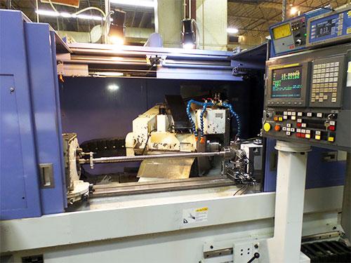 CNC O.D. Precision Grinding Equipment