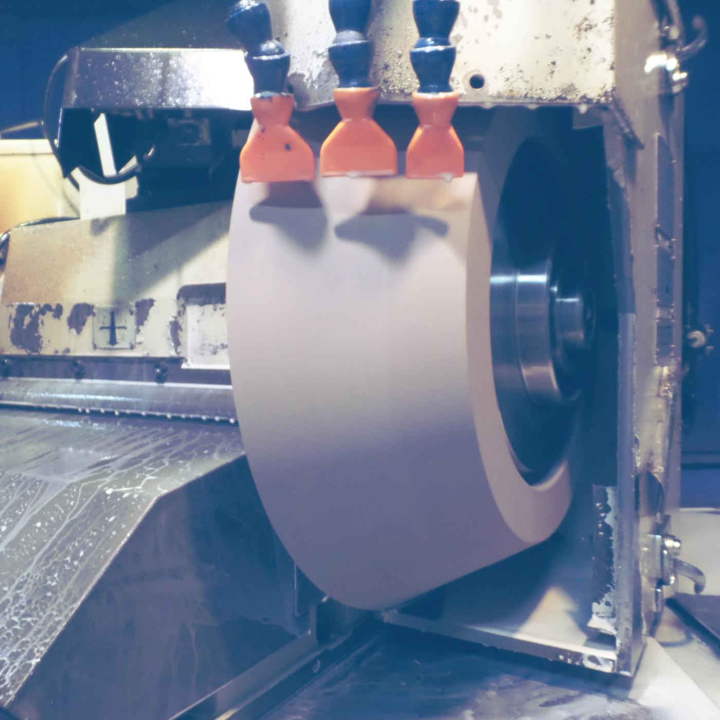 Mitsubishi PD32/100 CNC OD Grinding Machine